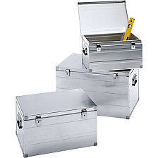 Aluminium transportbox