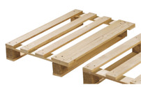 Recyclebare halfformaat-displaypallet, VE = 10 stuks