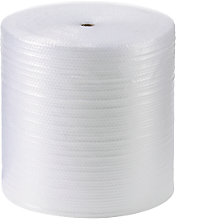 Bubble wrap film, 2-ply