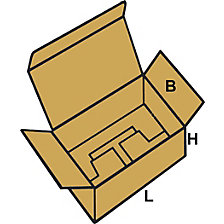 internal dimensions 420 x 297 x 400 mm, pack of 50