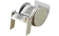 Adhesive label dispenser