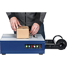 Tabletop banding machine incl. PET strapping