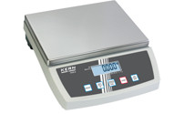 Tabletop scale, max. weighing range 65 kg