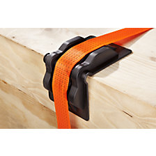 for strap widths up to 50 mm
