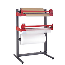 Double cutting stand