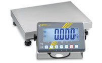 Platform scale, stainless steel