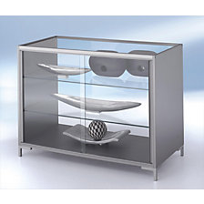 LINK counter display cabinet