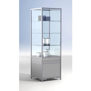 LINK glass cabinet column module