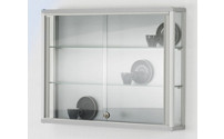 LINK wall mounted glass cabinet