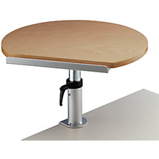 Table pedestal, ergonomic