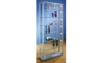 Designer glass cabinet