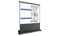 Projection screen, mobile