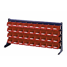 Rayonnage de stockage, largeur 1020 mm