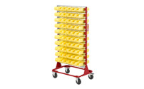 Rayonnage mobile hauteur 1588 mm