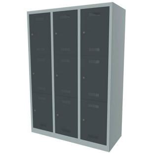 monobloc schlie fachschrank 3 f cher je abteil m1144732 gaerner deutschland. Black Bedroom Furniture Sets. Home Design Ideas