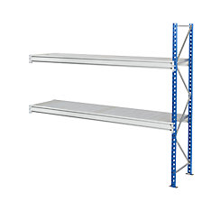 HxWxD 1996 x 2330 x 600 mm, extension shelf unit