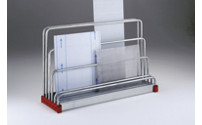Remainder shelving, 5 compartments