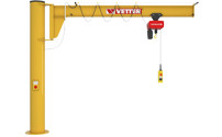 ASSISTENT AS post mounted jib crane