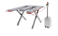 Low profile lift table, E series
