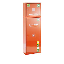 Emergency cabinet, DIN 13157 compliant