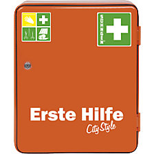 HEIDELBERG City Style first aid cabinet to DIN 13157