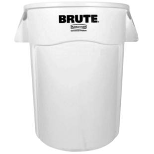 BRUTE universal container, round