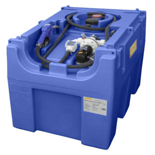 Tank system for AUS 32 (AdBlue®)