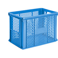 Stacking and transport container