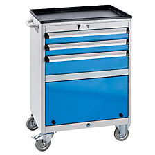 Drawer cupboard, mobile