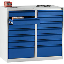 gentian blue drawers