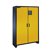 Fire resistant hazardous goods cupboard, type 15