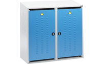 Gas cylinder cupboard