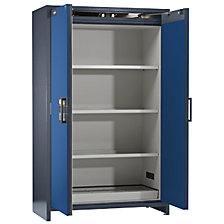 Industrial hazardous goods storage cupboard, type 90