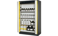 Q-PHOENIX-90 cupboard with folding doors