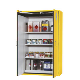 Type 90 hazardous goods storage cupboard, fire resistant