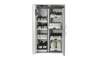 Type 90 safety combination cupboard for acids and alkalis