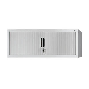 Add-on roller shutter cupboard