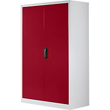 Double door cupboard, HxW 1950 x 1200 mm