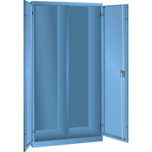 Double door cupboard, HxWxD 1950 x 1000 x 580 mm