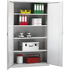 Double door cupboard