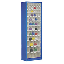 Sheet steel storage cupboard