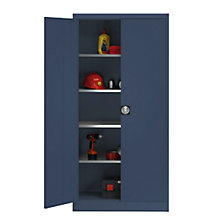 Storage cupboard, single colour