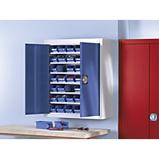 Storage cupboard, two colour