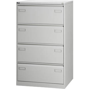 LIGHT suspension file cabinet, 2-track