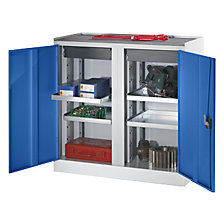 Tool and side cupboard