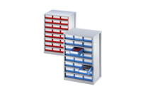 Drawer cabinet, max. housing load 240 kg