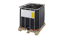 IBC container with UV protection, UN approval
