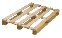 Reusable lightweight pallet, pack of 10
