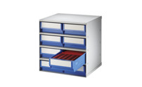 Drawer cabinet, max. housing load 75 kg