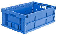 Polypropylene folding box